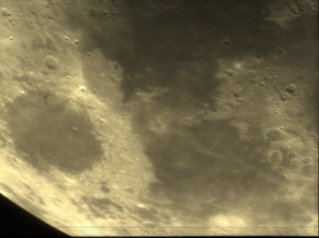 moon landscape - moon, craters, mare, space