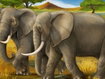 Elephants Always Remember