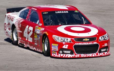 42 Kyle Larson