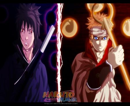 naruto__672_rikudou_s_power - sasuke, rikudou, naruto, uzumaki naruto