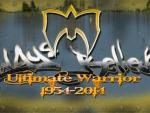 RIP Ultimate Warrior Desktop