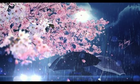 Rain - Other & Anime Background Wallpapers on Desktop ...