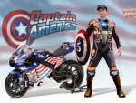 Colin Edwards Captain America