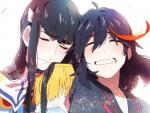 ~im happy i have my sister~ Ryuko & Satsuki