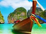 Thai Beach Boat