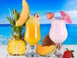 ♥Tropical Cocktails♥