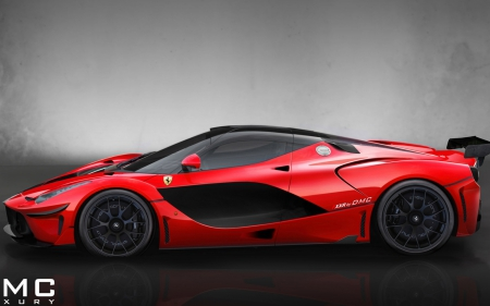 2014 Ferrari ~ XXR by DMC