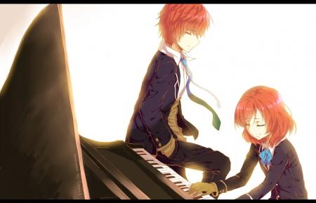 Sweet Music Other Anime Background Wallpapers On Desktop Nexus Image 1728630