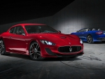 2015 Maserati GranTurismo MC Centennial Edition Coupe and Convertible