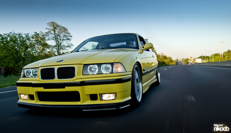 Bmw E36 Coupe Bmw Cars Background Wallpapers On Desktop