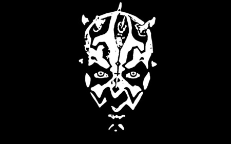 Darth Maul Stamp - widescreen, darth, maul, photoshop, darth maul, stamp