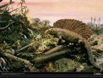 Dimetrodon - Permian period