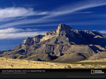 Guadalupe mountains - Permian period