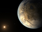 exoplanet(Kepler 186f)