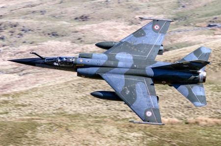French Mirage F1 Fighter Jet - F1, Mirage, French, Aircraft