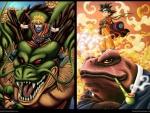 Naruto Dragonball