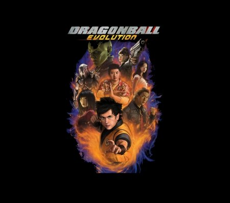 Dragonball Evolution - Goku, Dragonballs, Dragon Ball Z Kai, Anime