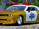 2008 Dodge Challenger Sheriff