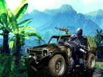 Crysis jungle fight