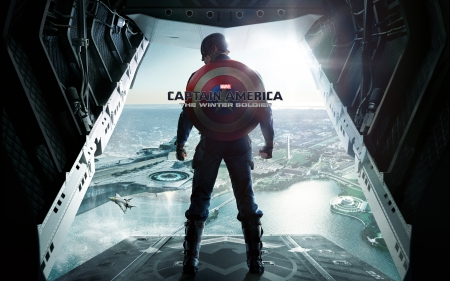 Captain America The Winter Soldier - Captain America The Winter Soldier, marvel comics, captain america, the winter soldier