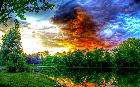 Dramatic sky sky nature background wallpapers on desktop nexus image 1738610 - Dramatic wallpaper ...
