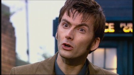 10th Doctor - David Tennant, TARDIS, BBC, 10th Doctor, Doctor Who, The Doctor