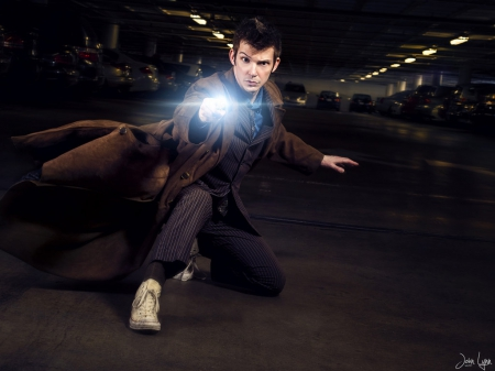 10th Doctor Cosplay - BBC, 10th Doctor, Doctor Who, The Doctor