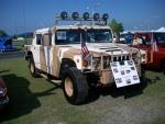 Miltary Hummer
