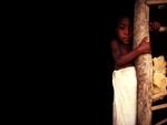 Pretty african kid
