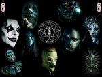 Slipknot Members and new mask
