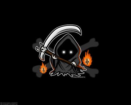 Reaper Jr - reaper, halloween