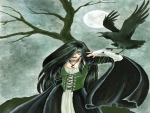 Witch And Crow