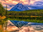 Jasper National Park Reflections