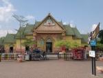 Hailand Sceneries - Budhist Amusement Park
