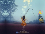Canvas Size & Dispersion Photomanipulation _ Adobe Photoshop _By KarimGFX