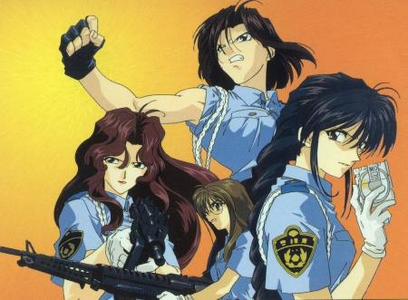 you re under arrest other anime background wallpapers on desktop