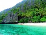 Entalula Island Beach