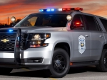 Chevy Tahoe Police