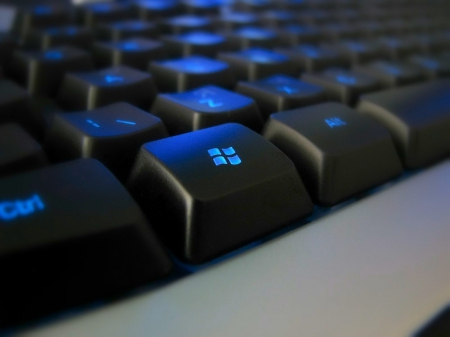 Microsoft Keyboard - windows button, Microsoft Keyboard, windows, keyboard, microsoft