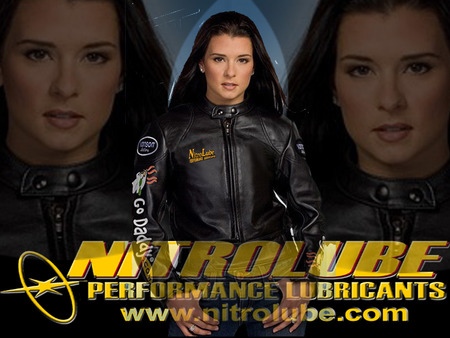Race Girl - danica, performance, lube, nitrolube, racing, cars, people