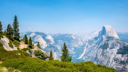 Yosemite National Park Sierra Nevada Mountains Nature