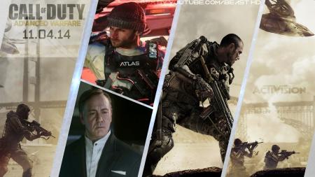 Call Of Duty Advanced Warfare Wallpaper Hd Other Video Games