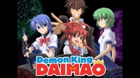Demon King Daimao Other Anime Background Wallpapers On