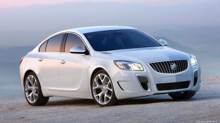 BUICK REGAL GS CONCERPT - semi truck, sema show, sport truck, socal customs