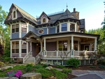 American Victorian Home