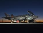 F-35 Lightning II-At Dusk