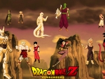 The Z fighters good vs evil