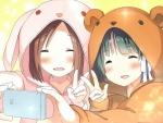 kaori chan & saki chan -best friends-