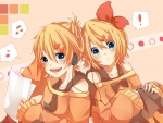 Rin & Len ~the vocaloid twins~