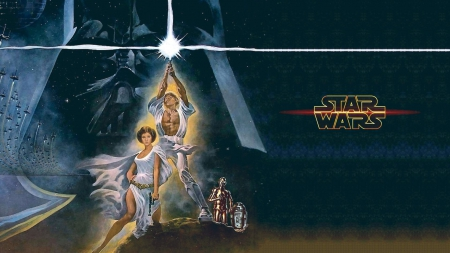 Starwars A New Hope Movies Entertainment Background Wallpapers On Desktop Nexus Image 1752433